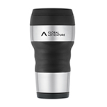 ThermoCafe by Thermos Travel Tumbler with Grip - 16 Oz.