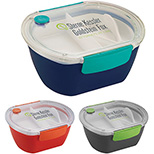Healthy Balance Round Food Container