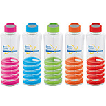 Twisted BPA Free Bottle - 24oz