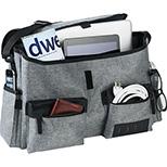 Luxe Compu-Messenger Bag