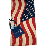 Let Freedom Ring Towel 'n Tote