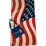Let Freedom Ring Towel 'n Tote