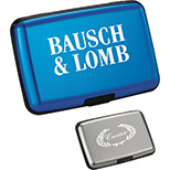 Executive Aluminum Card Case