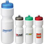USA Made Opaque Sports Bottle - 28 oz.