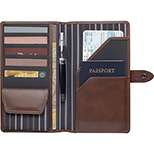 Cutter & Buck Legacy Travel Wallet