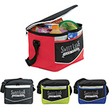 Zipped Up Event Cooler