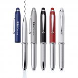 3-in-1 Pen, Light, & Stylus