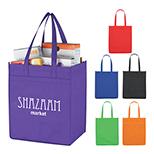 Non-Woven Functional Market Tote Bag