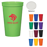 22 Oz Vibrant Stadium Cup
