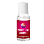 1 Oz. Travel-Size Hand Sanitizer
