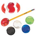 All-in-1 Pencil Sharpener Eraser