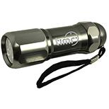 Gunmetal Flashlight with Magnet