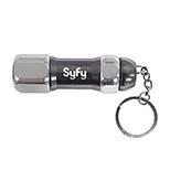 Mini Flashlight on Key Ring
