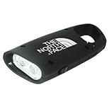 Solar Carabiner Clip Light