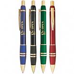 Deluxe Gold Chrome Pen