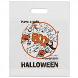 Grinning Ghost Treat Bag