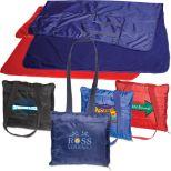 Zip Up Blanket Bag