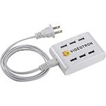 6 Port USB Charger Hub