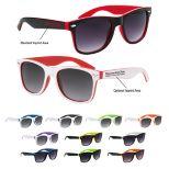 Malibu Two-Tone Sunglasses