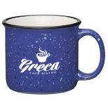 Color Ceramic Granite Design Mug