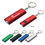 Aluminum Flashlight Keychain