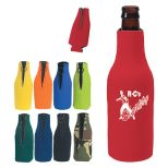 Long-Necked Foam Bottle Insulator