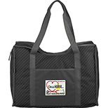 Organizer Tote with Zipper