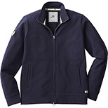 Men's Medium Knit Fleece Jacket