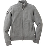 Women's Medium Knit Fleece Jacket
