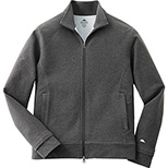 Men's Knit Cotton Jacket