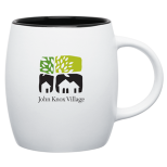 14 Oz. White Joe Mug