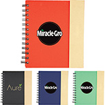 Multifunction Spiral Notebook