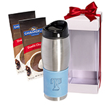 Riviera Tumbler and Ghirardelli Cocoa Mix