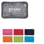 Rectangle Hot/Cold Gel Pack With Plush Backside