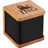 Mahogany Wood Bluetooth Speaker
