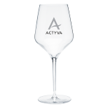 16oz. prism Wine Glass