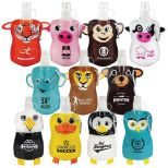 12oz.  Flat Bottle Pets