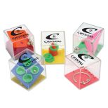 Cube Puzzles Assortment