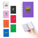 Pocket Size Notebook with Full Color Imprint