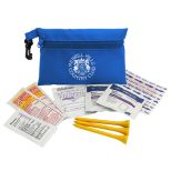 Golf Kit in Zippered Pouch