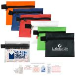 9 Piece All Purpose Budget First Aid Kit
