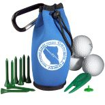 Golf Kit with Cababiner