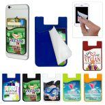 Phone Wallet Full Color Microfiber Cleaner Set
