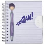 MopTopper Stylus Pen & Notebook Set