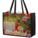 16 x 6 x 12 P.E.T. Non-Woven Full Color Tote Bag