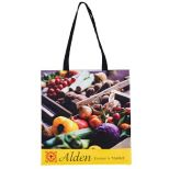 15 x 16 P.E.T. Non-Woven Full ColorTote Bag