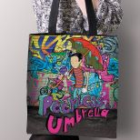 Large Open Tote Bag