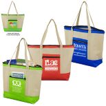 Oversize, Zippered Non-Woven Boat Bag - Holiday Savings