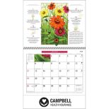 2018 The Old Farmer's Almanac Gardening Wall Calendar - Spiral