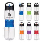 25 Oz. Tritan Comfort Grip Sports Bottle